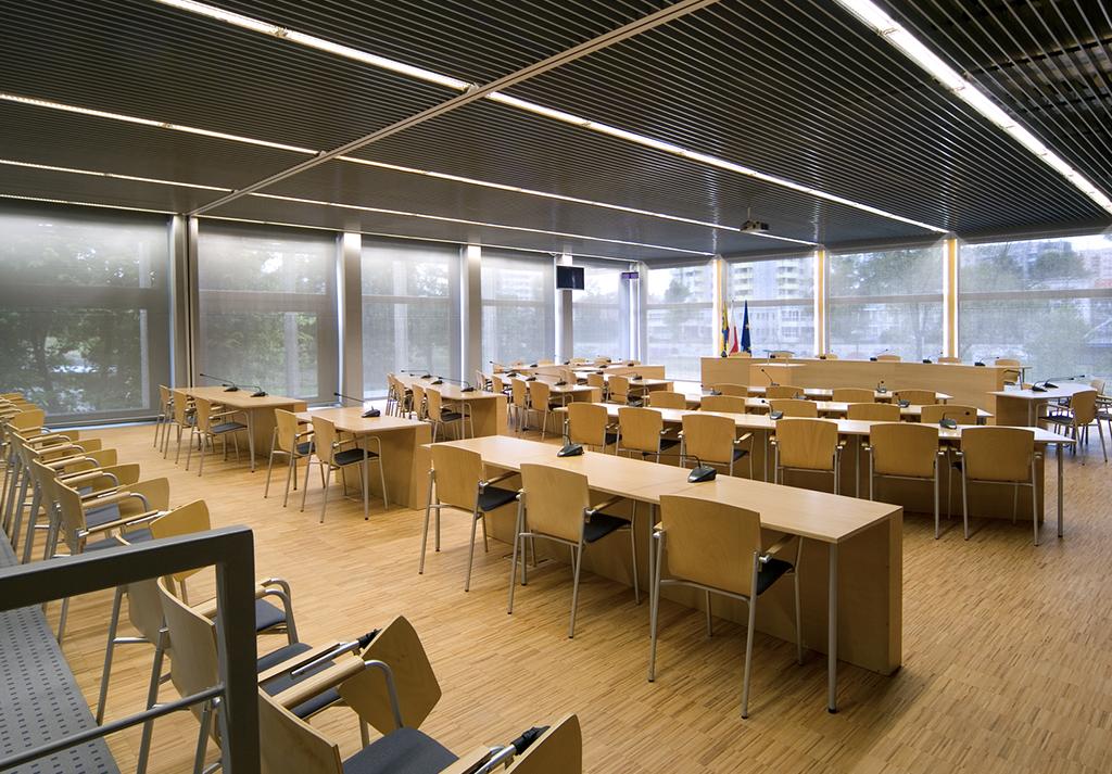 refleksole sala wykładowa